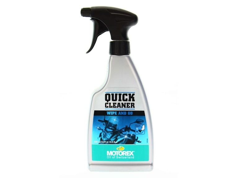 304378, MOTOREX QUICK CLEANER WIPE & GO