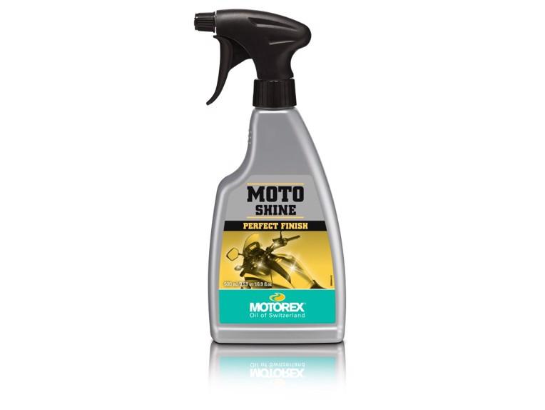 304583, MOTOREX MOTO SHINE