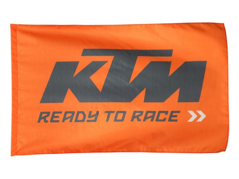 3PW1771500, KTM FLAG