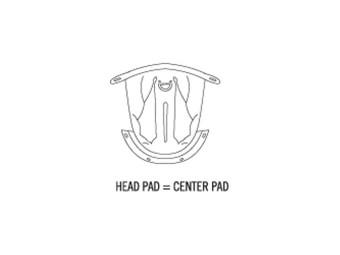 HORNET ADV CENTER PAD