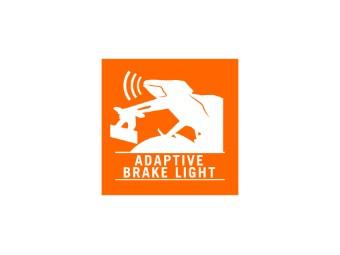 Adaptives Bremslicht