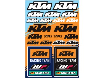 Decal Kit KTM Racing