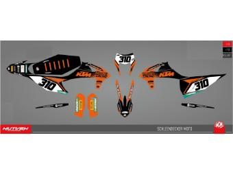 Graphic Kit Moto Crew 21
