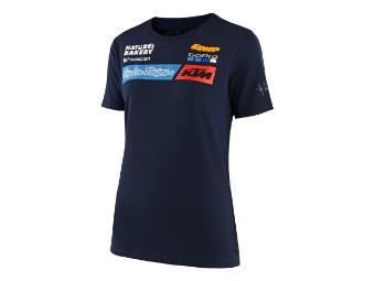 Women TLD KTM Team T-Shirt