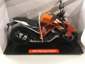 Model Bike - 1290 Superduke