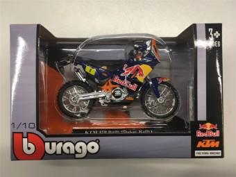 Model Bike KTM 450 Rally Dakar  #1 Cyril