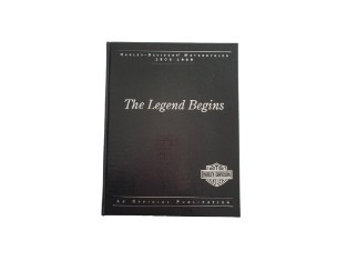 "Buch ""The Legend Begins 1903-1969"" Gebunden 99403-93"