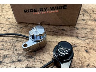Ride By Wire Skull