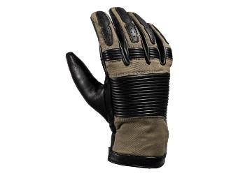 Gloves Durango Black/Camel - XTM
