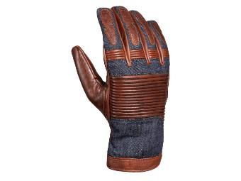 Gloves Durango Brown/Jeans - XTM