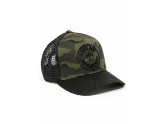 Trucker Hat Camou 0/1 - one size