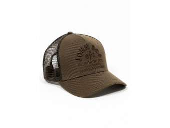 Trucker Hat Brown Heritage - one size