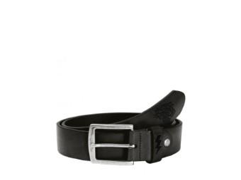 Leather Belt Tiger Black, Ledergürtel