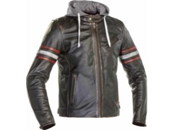 Toulon 2 Men's Jacket Leather Motorcycle 1TL2-500