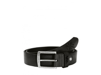 Leather Belt Cross Tool Black