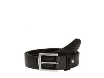 Leather Belt Cross Tool Black, Ledergürtel