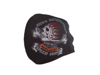 Face Mask 33-RM2020 Mouth and Nose Protection Skull