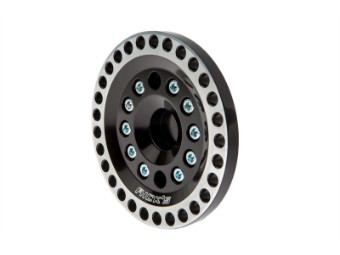 Versatzpulley Blende, Sportster