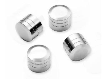 Chrom-Bolzenabdeckungen für Kipphebelgehäuse 43868-99 Twin Cam