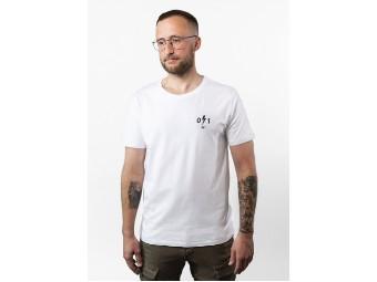 T-Shirt Flagstaff White