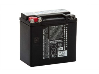 12AH AGM Battery 66000206 VRSC Buell XB Blast Models