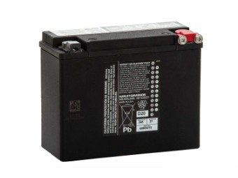 21 AH AGM Battery 66000210 Touring Models '80 - '96