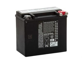 20AH AGM Batterie 66000211 Dyna Softail Modelle '91 - '96