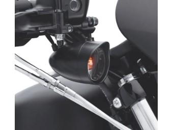 Front Turn Signal Visor Trim Ring