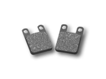 Brake pads for Rick's 4-piston caliper