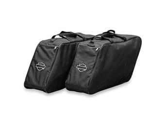 Travel Paks for Hard Saddlebags / Touring Black 91885-97A