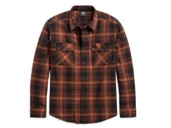 Harley-Davidson Vintage Plaid Shirt Herren