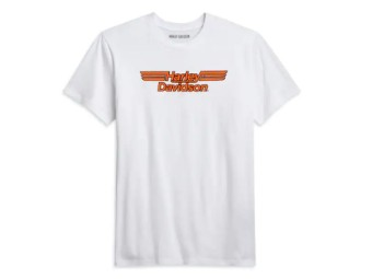 Harley-Davidson Vintage Tank Graphic Tee - Slim Fit Herren