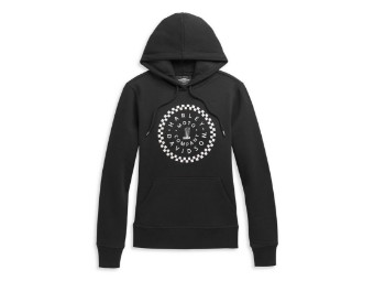 "Women's Hoodie ""#1 Circle"" Graphics 96388-21VW"