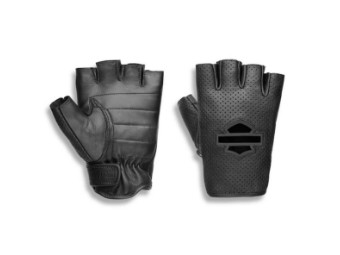 "Herren Handschuhe ""Smokeshow"" Fingerlos Bar & Shield 97118-21VM"