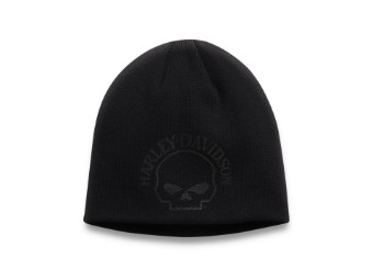 HAT-KNIT, BLACK