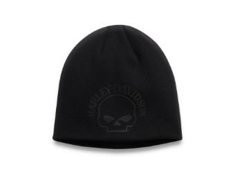 HAT-KNIT,BLACK