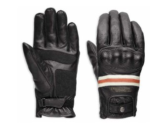 "Men's Gloves ""Reaver"" 98178-18EM Ergonomic Black"