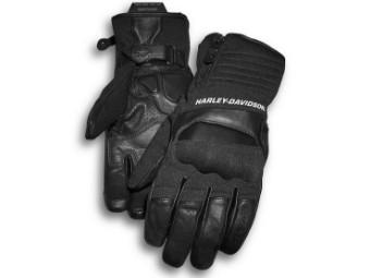 Harley-Davidson FXRG Dual-Chamber Gauntlet Gloves Herren