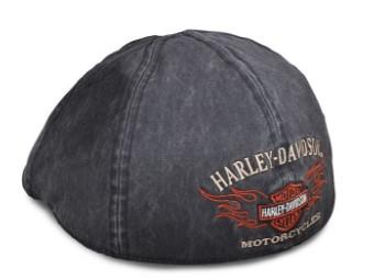 Harley-Davidson Flame Graphic Ivy Cap Herren