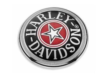 Fuel Cap Medallion 99537-96A Cloisonné Star