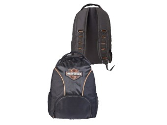 Backpack Logo Black A90817