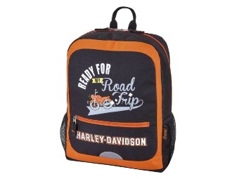 Kids Backpack -Ready For Road Trip- A99846