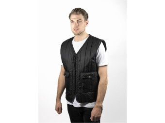 Originals Vest Herrenweste Schwarz JDW3001