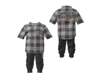 Kinder Boy Set Hose und Hemd