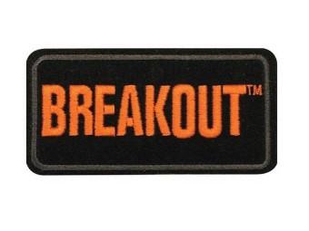 "Harley Davidson Aufnäher/Emblem ""Breakout"" Patch EM159642"
