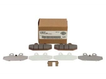 Original Harley-Davidson Brake Pads Kit 41300197 Rear Pair Softail '18 up
