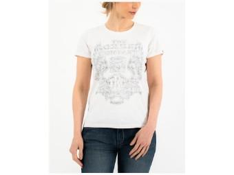 Lady Wings Classic T-Shirt Weiß C40051
