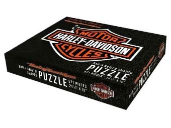 "Puzzle ""Bar & Shield"" DW6066 Logo 571 Teile"