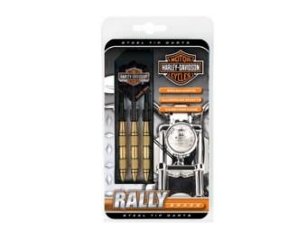 Dartpfeil-Set DW61141 3-teilige Packung Rally Messing 22 gr.