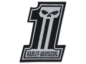 Emblem #1 Skull EM718302